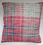 "Cushion Cover in Next Red Astley Check Tartan 14"" 16"" 18"" 20"""